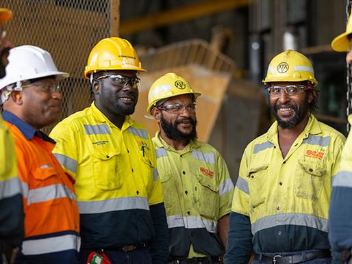 Ok Tedi Mining Resumes Operations