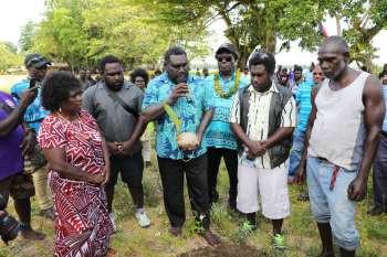 Bougainville Launches Bana Special Economic Zone