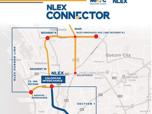 DPWH and NLEX Speed Up Construction of Connector Road