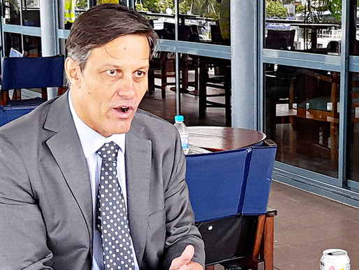 Bekker: Invest Or Live With Power Outages