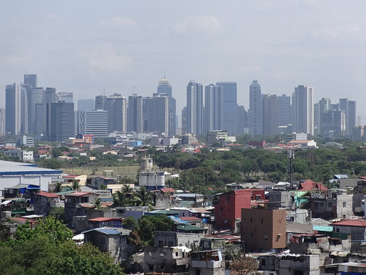 Philippine Economy Suffers In 2020