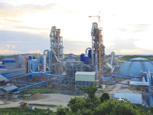 Eagle Cement Reports Net Decrease