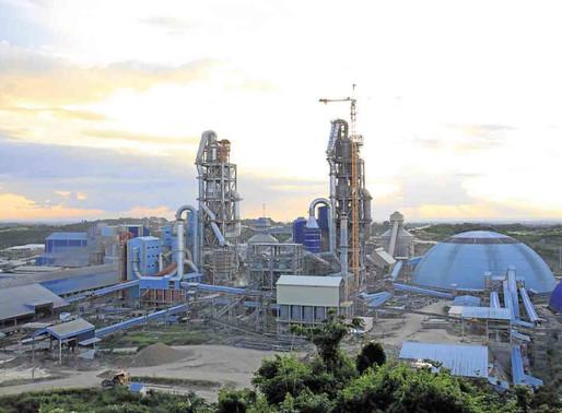 Eagle Cement's Q1 profit down 25%