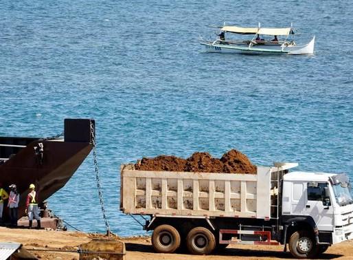 DMCI Mining reports increased shipments