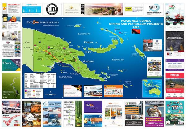 PAPUA NEW GUINEA MINING AND PETROLEUM PR