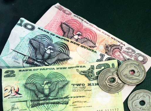 PNG Currency Turns 45 Years Old