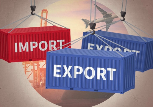 Imports, exports down in September 2019