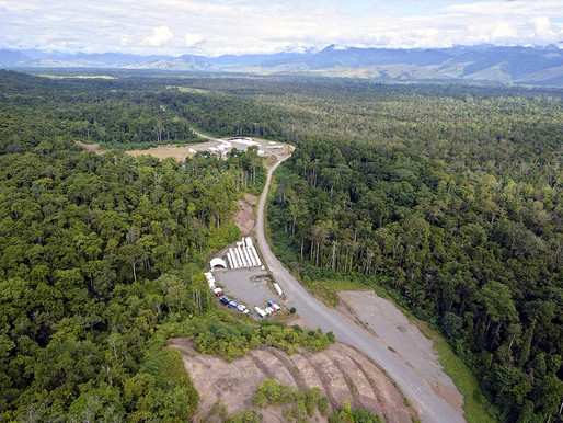PNG Sees K18 Billion Investment With The Start of Wafi-Golpu