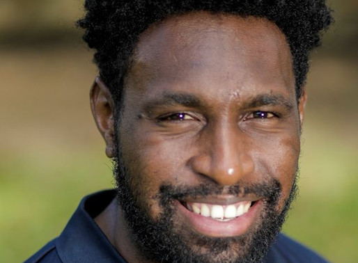 PNG student geologist Ivano commended for high Academic achievement in Australia
