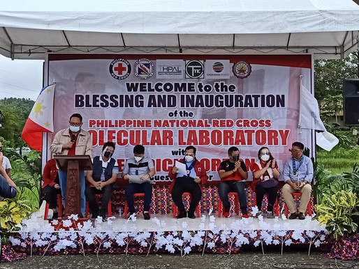 Mining Firms Fund Molecular Testing Laboratory Facility in Surigao