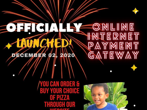 Order Your Pizza Online, With Kina Bank's Internet Payment Gateway