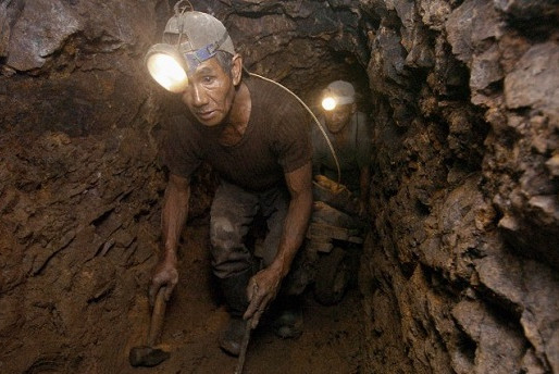 Government Moves to Regulate Small Scale Mining