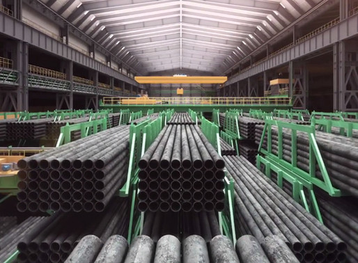 Steel Manufacturing Facility to Start Construction Next Year