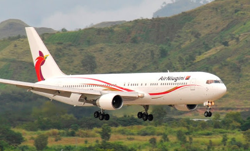 Air Niugini ready to take up Cairns/ HongKong route via Port Moresby