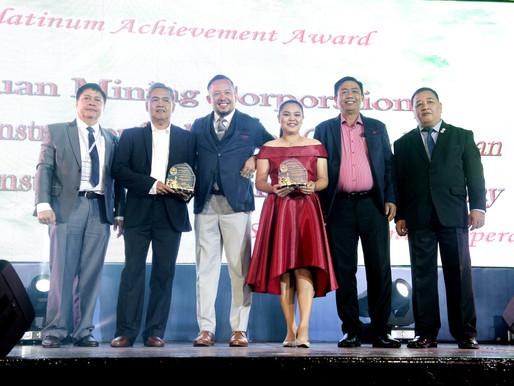 Philippine Mining Awarding Ceremony to Push Through