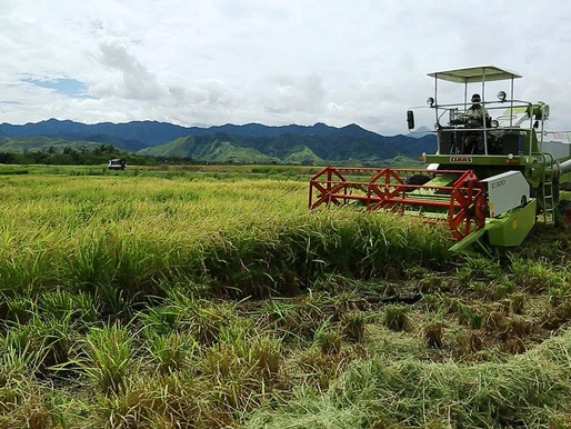 Simon: Agriculture Contributes to Economy's Growth