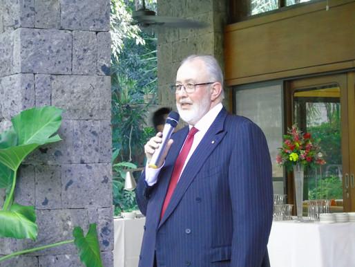 Australian Embassy Hosts the Annual Journalists' Reception