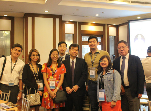 Cooperative relations between the Philippines and Japan in the mining industry