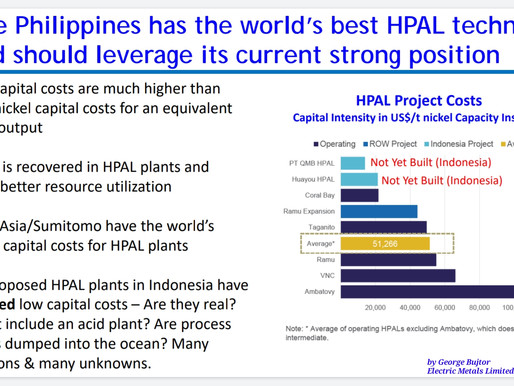 What the PH can Learn from Indonesia's Successful Nickel Industry - Part 2