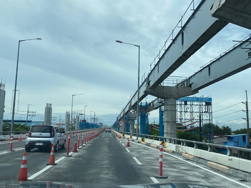 Skyway Extension Project Almost Complete