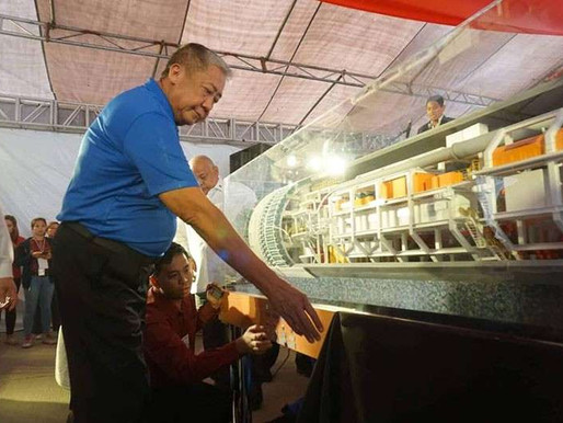 DOTr Reveals Infrastructure Projects