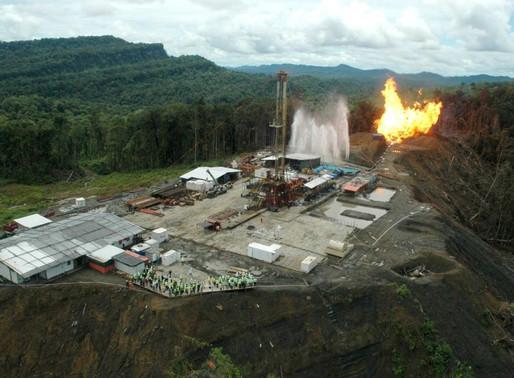 Resource sector's challenges