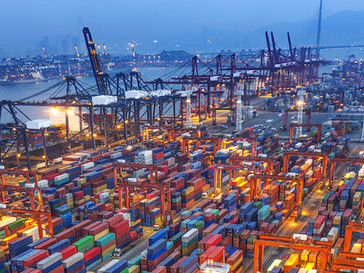 Imports, Exports Decline in 2020
