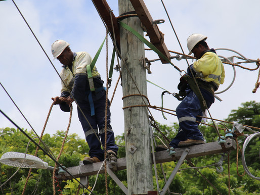 Power Outages Impacting Trade and Businesses