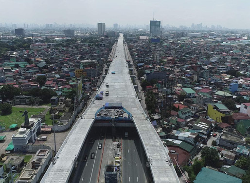 SMC Finishes Construction of Skyway 3
