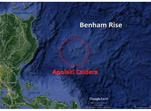 Discovering the World's Largest Caldera: An Interview with Geophysicist Jenny Anne Barretto - Part 1
