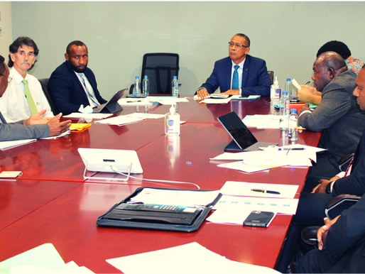 Budget Management Committee  Meets with Department Heads to Resolve Issues