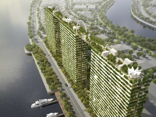 Are Buildings Bad for the Environment?