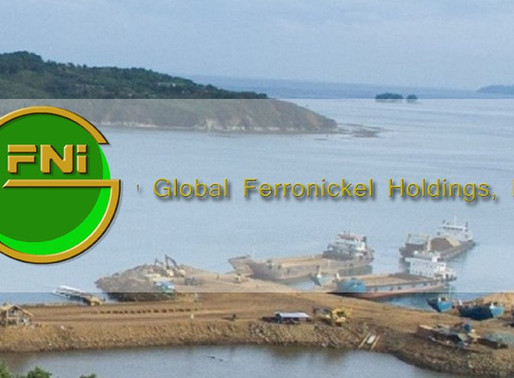 Global Ferronickel income up 47% on higher ore prices