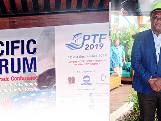 Pacific Tuna Forum Launched