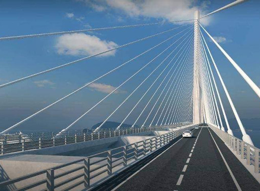 Contract for the Engineering Design of the Bataan-Cavite Interlink Bridge Project Signed