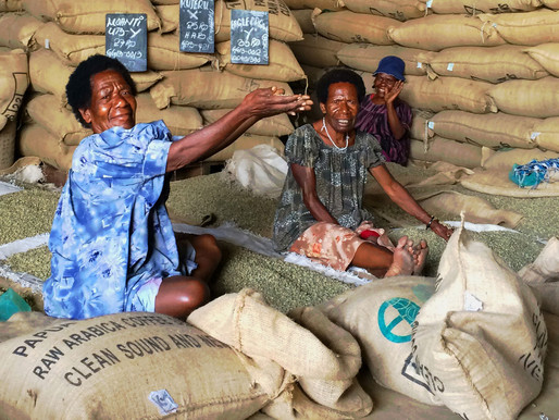 Digitalization of Coffee Export Process to Transform Industry