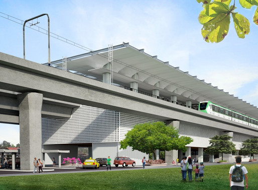 Malolos-Clark Railway Project About to Begin