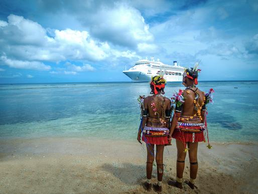 COVID Hurt Tourism in a Big Way