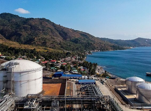 Lopez firm gets permit to build LNG terminal in Batangas