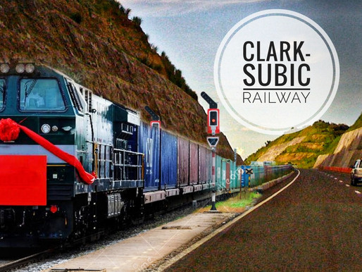 The Philippines and China Sign  Contract for the Subic-Clark Railway Project