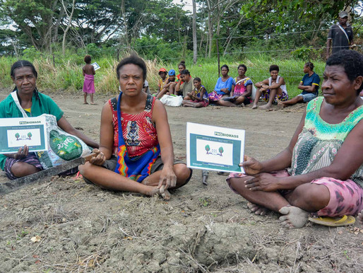 PNG Biomass Promotes Intercropping