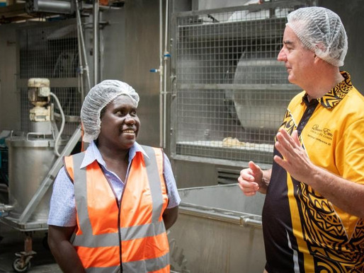 More Investments Means More Jobs in PNG