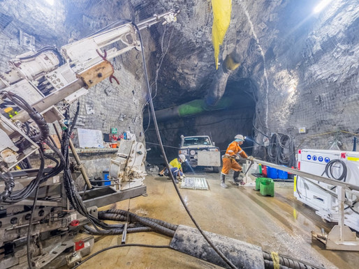 K92 Mining Posts Record Production