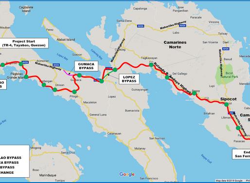 Quezon-Bicol Expressway to spur progress, development in Southern Luzon