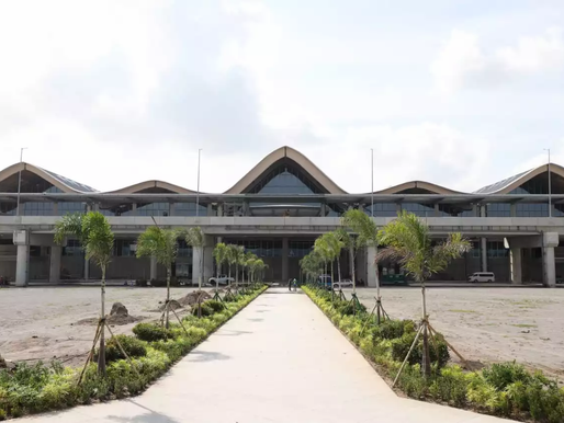 DOTr Announces Completion of CRK Terminal Building