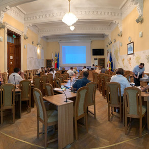 Anunț privind desfășurarea ședinței Comisiei pentru construcții, arhitectură și relații funciare
