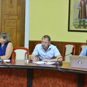 Mai multe proiecte strategice, analizate în cadrul unei ședințe cu primarul capitalei, Ion Ceban
