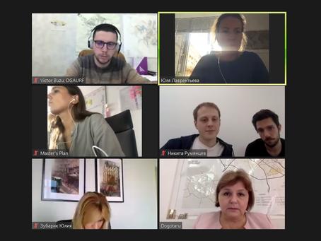 Noi discuții cu autorii Strategiei de dezvoltare socio-economică și teritorială a mun. Chișinău