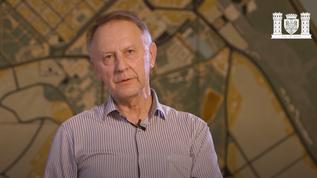 Cunoaște echipa DGAURF: Alexandru Boldesco, șeful Direcției infrastructură edilitară