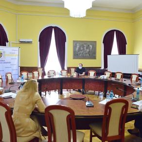 Reprezentanții DGAURF, convocați într-o ședință operativă